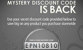 Thumbnail - Mystery Discount Promotion