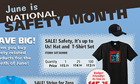 Thumbnail - National Safety Month Promotion
